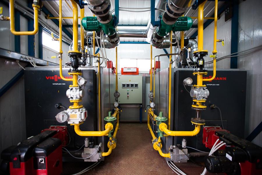 газовые блочно-модульные котельные